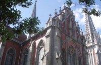 У Києві горів Будинок органної та камерної музики