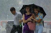 У п'ятницю у Києві похолоднішає, можливий дощ