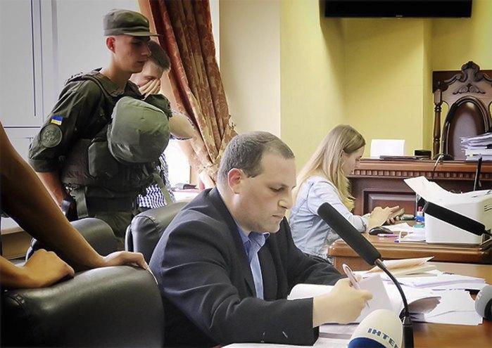 Старший прокурор ГПУ Олексій Донський