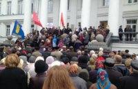 Полтавський губернатор знову відмовився піти у відставку