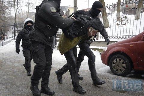 Поліція затримала 38 учасників бійки біля Солом'янського суду, - Аваков