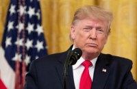 Трамп пройшов свій другий плановий медогляд