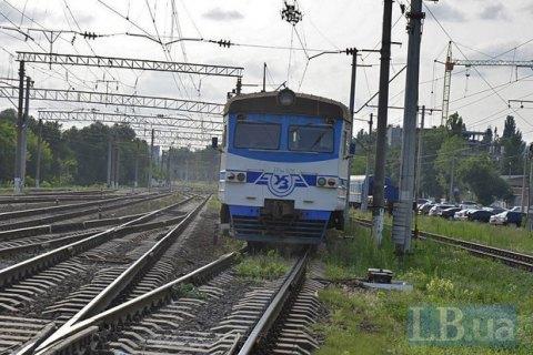 У Рівненській області поїзд збив насмерть двох залізничників