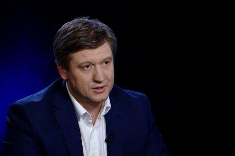 Фискальная служба будет реформирована по примеру полиции, - Данилюк