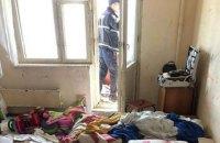 У Києві дворічна дівчинка вижила після падіння із шостого поверху