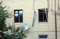 Під Полтавою обстріляли з гранатомета будівлю районної податкової