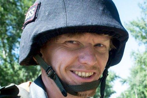 Фотокорреспонденту LB.ua Максу Левину отказали в аккредитации в зону ООС