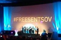 На закрытии Варшавского кинофестиваля призвали освободить Олега Сенцова