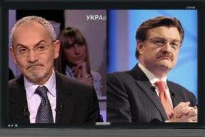 """ТВ: Ляшко кушал сыр, Присяжнюк обещал """"сырную дружбу"""", а Табачник – лучший закон"""