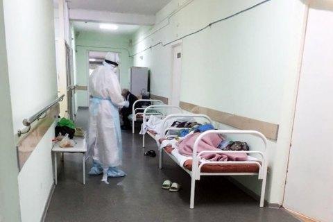Медицинская система на грани коллапса: в Закарпатской области вспышка COVID-19