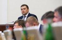 Кабмин уволил и.о. министра аграрной политики