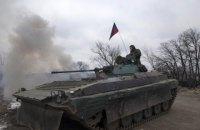 В Луганской области зафиксировано 33 танка боевиков