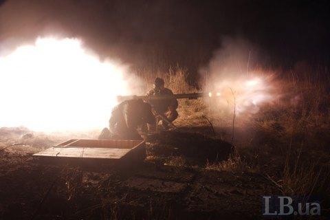 Боевики применили минометы под Павлополем и Широкино