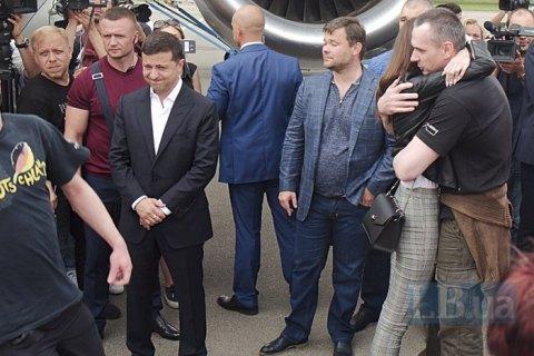 """Освобожденные украинцы отправятся в """"Феофанию"""" на обследования"""