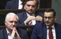 Війна всіх проти всіх: Польща занурилася в затяжну політичну кризу