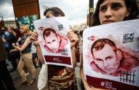 Германия призвала Россию предоставить медпомощь Сенцову