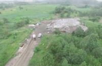 На несанкционированной свалке на территории Львова накопилось более 4 тыс. тонн мусора