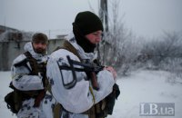 Окупанти п'ять разів відкривали вогонь на Донбасі за добу