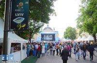 Болельщики оставили во Львове 160 млн гривен