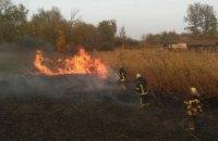 Рада создала ВСК по расследованию причин пожаров в Луганской области