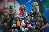 ХАМАС погодився на перемир'я з Ізраїлем