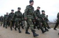 """Командування тактичної групи """"Крим"""" виводить особовий склад з об'єктів"""