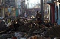 """Количество жертв урагана """"Мэтью"""" на Гаити превысило 840 человек"""