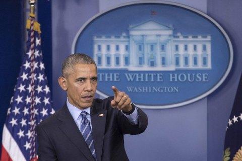 Обама пообіцяв нові санкції проти Росії