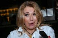 Російській співачці Альоні Апіній заборонили в'їзд в Україну