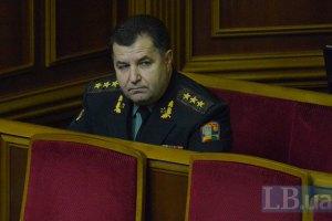 В Минобороны надеются, что во вторник на Донбассе не будут стрелять
