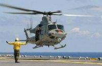 США за день втратили військовий вертоліт і винищувач