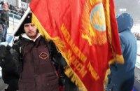 Российских болельщиков выгнали со стадиона за флаг с Лениным на Играх