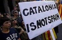Каталония проголосовала за независимость на неофициальном опросе