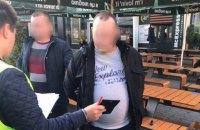 """Чотирьох співробітників """"Київтранспарксервісу"""" затримали за хабарництво"""