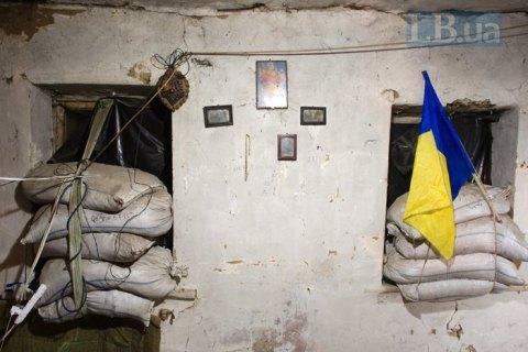 За сутки боевики девять раз открывали огонь на Донбассе, ранен один военный