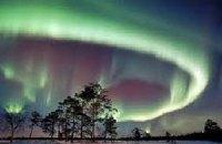 Видео северного сияния в Финляндии стало хитом в Интернете