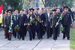Сегодня празднуют День освобождения Украины от фашистских захватчиков