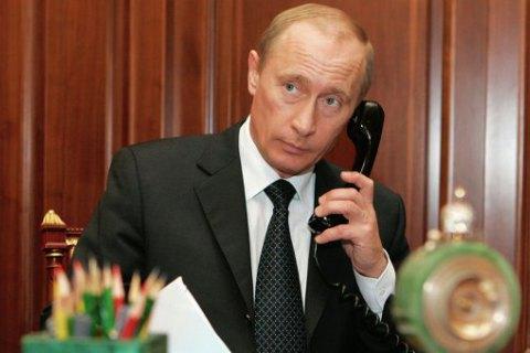 Трамп і Путін проведуть телефонні переговори в суботу