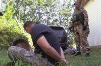 В Киеве милиция задержала похитителей, которые неделю держали в заложниках мужчину