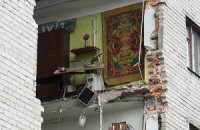 Кабмін дав 12 млн грн на ремонт будинку в Луцьку, який обвалився