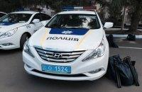Полицейские начали патрулировать трассу Киев - Житомир