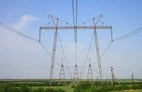 Украина сократила экспорт электричества наполовину из-за его дефицита