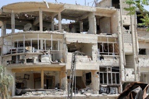 Експерти ОЗХЗ відвідали місце хімічної атаки в Сирії