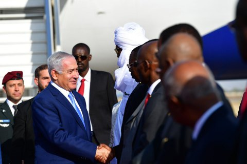 Израиль впервые за 47 лет восстанавливает дипотношения с Чадом