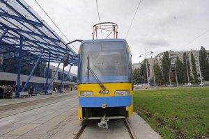 КМДА: на Троєщину пустять швидкісний трамвай, а потім переобладнають його в метро