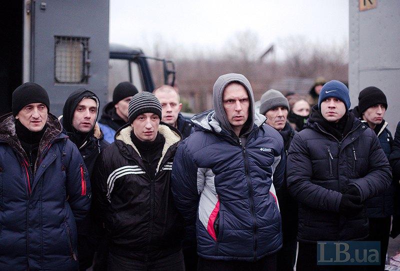 Олексій Кириченко - другий справа