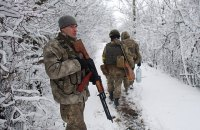 За день на Донбассе зафиксировано два обстрела