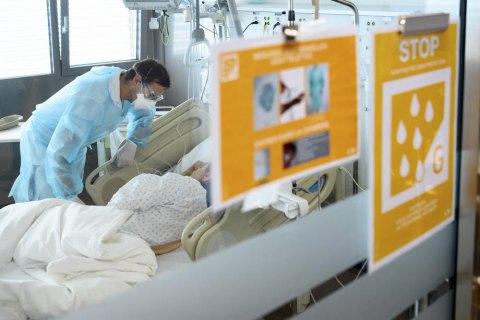 В Україні за минулу добу виявили 3565 нових випадків COVID-19, 1675 пацієнтів одужали
