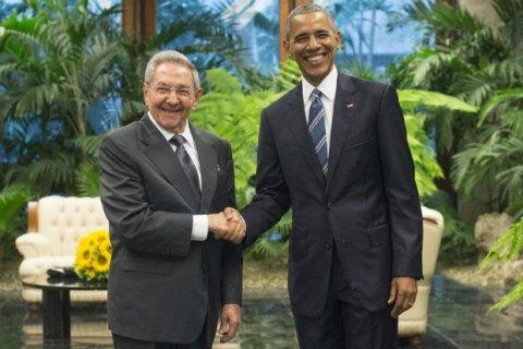 МЗС Куби назвало візит Обами нападом на історію