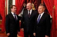 Сегодня в Москве президенты РФ, Беларуси и Казахстана запустят ЕЭП